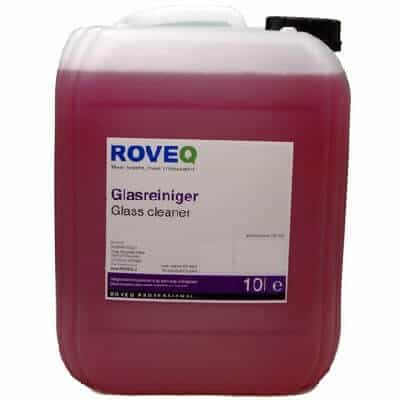 Glasreiniger 10 Ltr Roveq Schoonmaakproducten