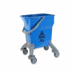 Emmer met wieltjes professioneel 25 liter