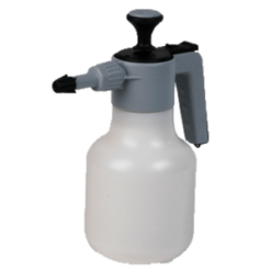 Sprayflacon met drukpomp
