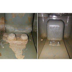 kalkaanslag verwijderen chemisch toilet