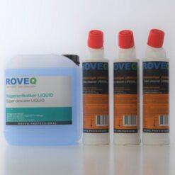 Urinesteen verwijderen uit verstopt urinoir met ROVEQ