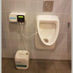 Doseerunite tegen urinesteen roveq