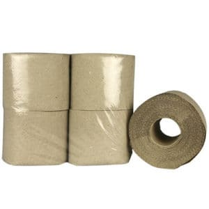 Pallet toiletpapier 1laag naturel 400vel