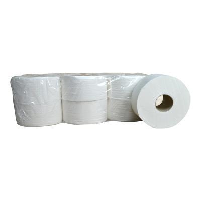Pallet toiletpapier mini jumbo 2laags cellulose 180meter