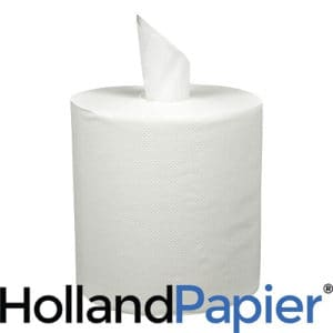 Pallet handdoekrollen