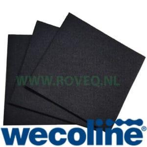 Zwarte sopdoeken wecoline