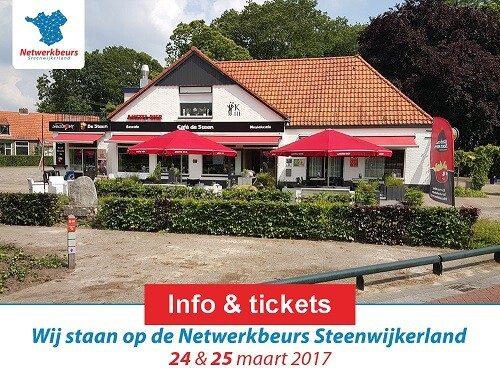 netwerkbeurs steenwijkerland tickets