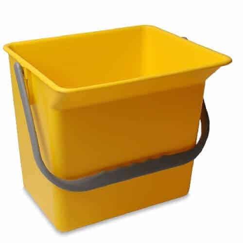 Emmer 6 liter geel