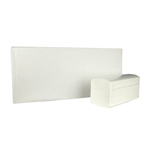 Pallet handdoekjes 2 laags cellulose interfold 32 x 22 cm