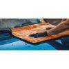 Microvezel Autodroogdoek - extra dikke kwaliteit -oranje