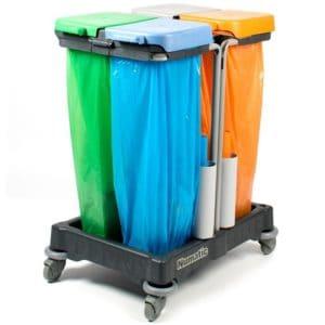 Afval verzamelwagen NUMATIC WMU-280
