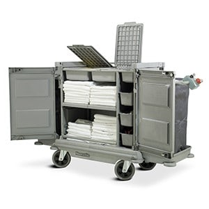 Numatic SPL-17HF Hotelwagen met Tractiewiel