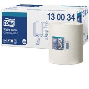 Tork rollen wiping paper midirol