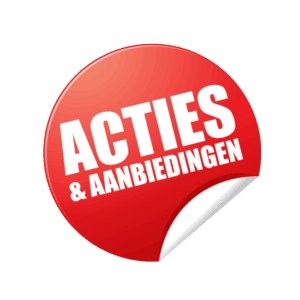 Acties en aanbiedingen