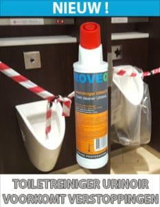 Toiletreiniger urinoir ROVEQ