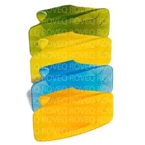 Sanitair verfrissings clips geurblok