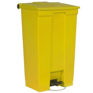 Afvalbak STEP-ON CLASSIC 87 liter Rubbermaid