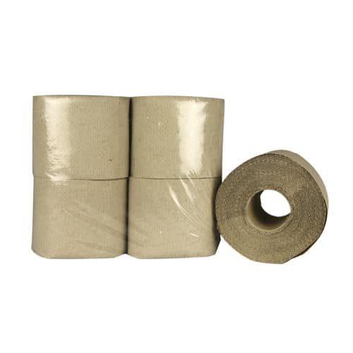 Toiletpapier traditioneel 1 laags 400vel 64rol naturel