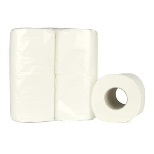 Toiletpapier traditioneel 2laags 200vel 64rol recycled wit