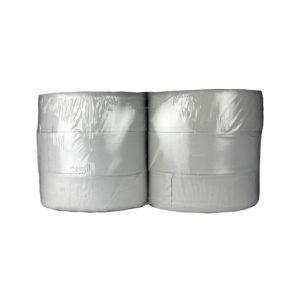 Toiletpapier Jumborol maxi 2 laags 380m 6 rol recycled tissue