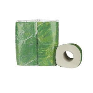 Toiletpapier traditioneel banderol 2 laags 180vel 96rol cellulose