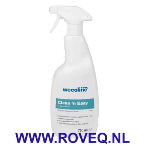 Desinfectie foamspray Clean 'n Easy 750ml
