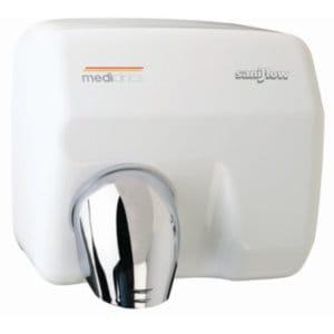 Handdroger wit automatisch 245x276x214 Mediclinics