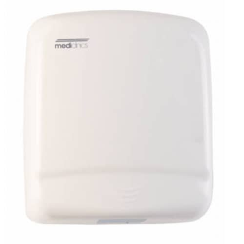 Handdroger wit automatisch 302x260x150 Mediclinics