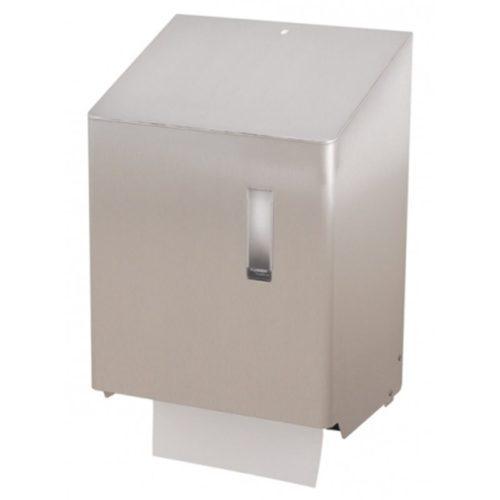 Automatisch motion Handdoekrol dispenser groot RVS