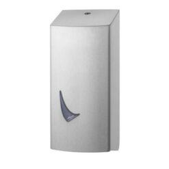 Bulkpack toiletpapier dispenser RVS anti-fingerprint coating Wings
