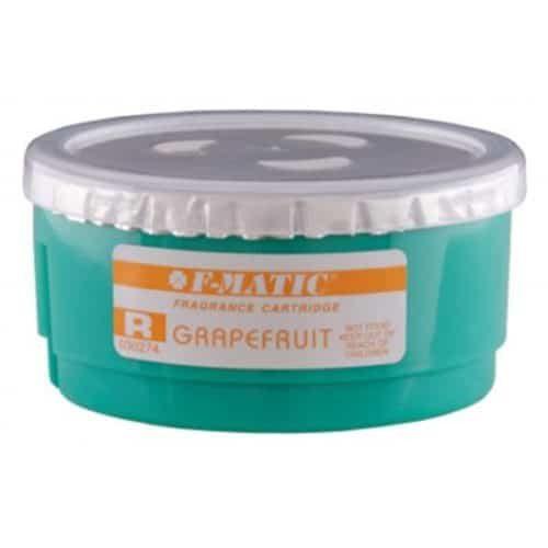 Geurpotje Grapefruit Gel - natuurlijke navulling 10 stuks