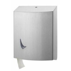 Jumborol maxi toiletpapier dispenser RVS anti-fingerprint coating Wings