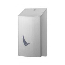Mini poetsroldispenser RVS anti-fingerprint coating Wings