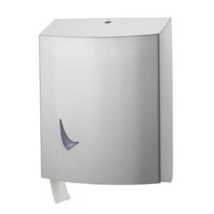 Traditioneel toiletpapier dispenser 3 rollen RVS anti-fingerprint coating Wings