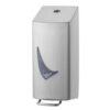 Zeepdispenser navulbaar 400 ml RVS anti-fingerprint coating Wings