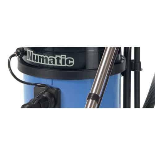 Numatic Sproei extractie machine – Tapijtreiniger CT-470 Kit A26 knoppen