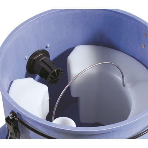 Numatic Sproei extractie machine – Tapijtreiniger CTD-570 Kit A42 binnenkant