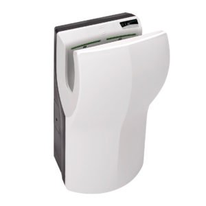 Twinflow Handendroger hands-in wit automatisch