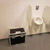 Doseerunit tegen urinesteen inclusief koffer