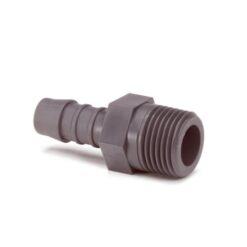 slangpilaar tbv doseersysteem tegen urinesteen buitendraad x slangtule, 38 x 6 mm