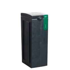 Afvalscheiding modulair afvalbak systeem BONTON GFT