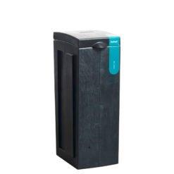 Afvalscheiding modulair afvalbak systeem BONTON bekermodule