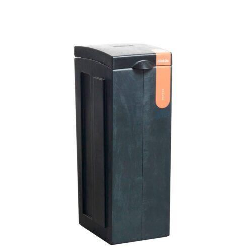 Afvalscheiding modulair afvalbak systeem BONTON plastic