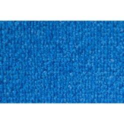 Vloermat met uw eigen logo Mid Blue