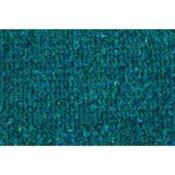 Vloermat met uw eigen logo Turquoise
