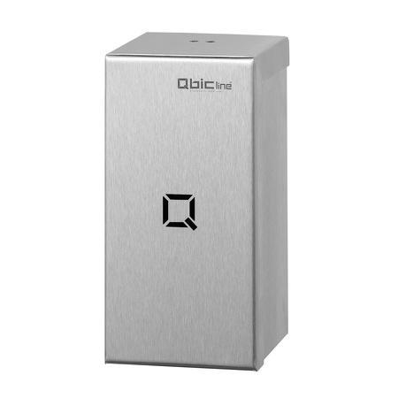 Luchtverfrisser dispenser geurpotje RVS - Qbic-line