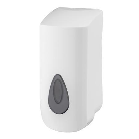 Spraydispenser POUCH 800ml kunststof Wit - PlastiQline