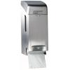 Toiletpapierdispenser 2rol RVS - Mediclinics