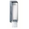 Toiletpapierdispenser 3rol hoogglans RVS - Mediclinics