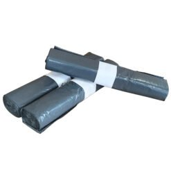 Afvalzakken 60x80cm T50 400stuks zwart